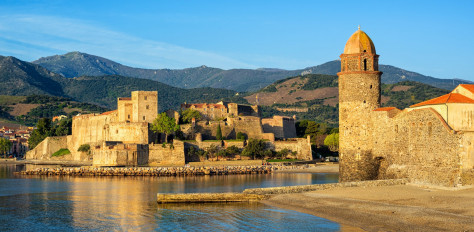 Collioure to Cadaques, Coastal trek: France to Spain