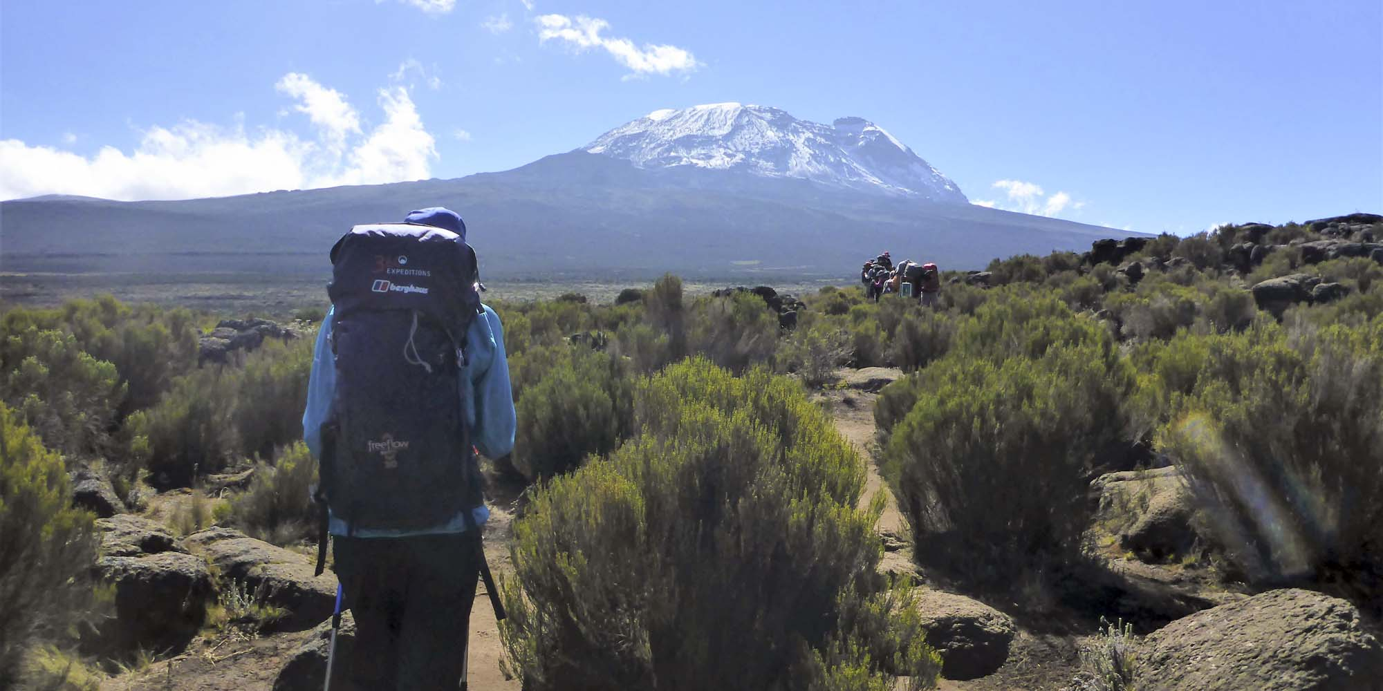 Trek Mount Kilimanjaro Lemosho Route With 360 Expeditions