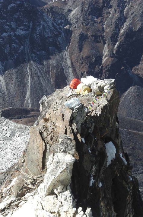 Ama Dablam, via Everest Base Camp
