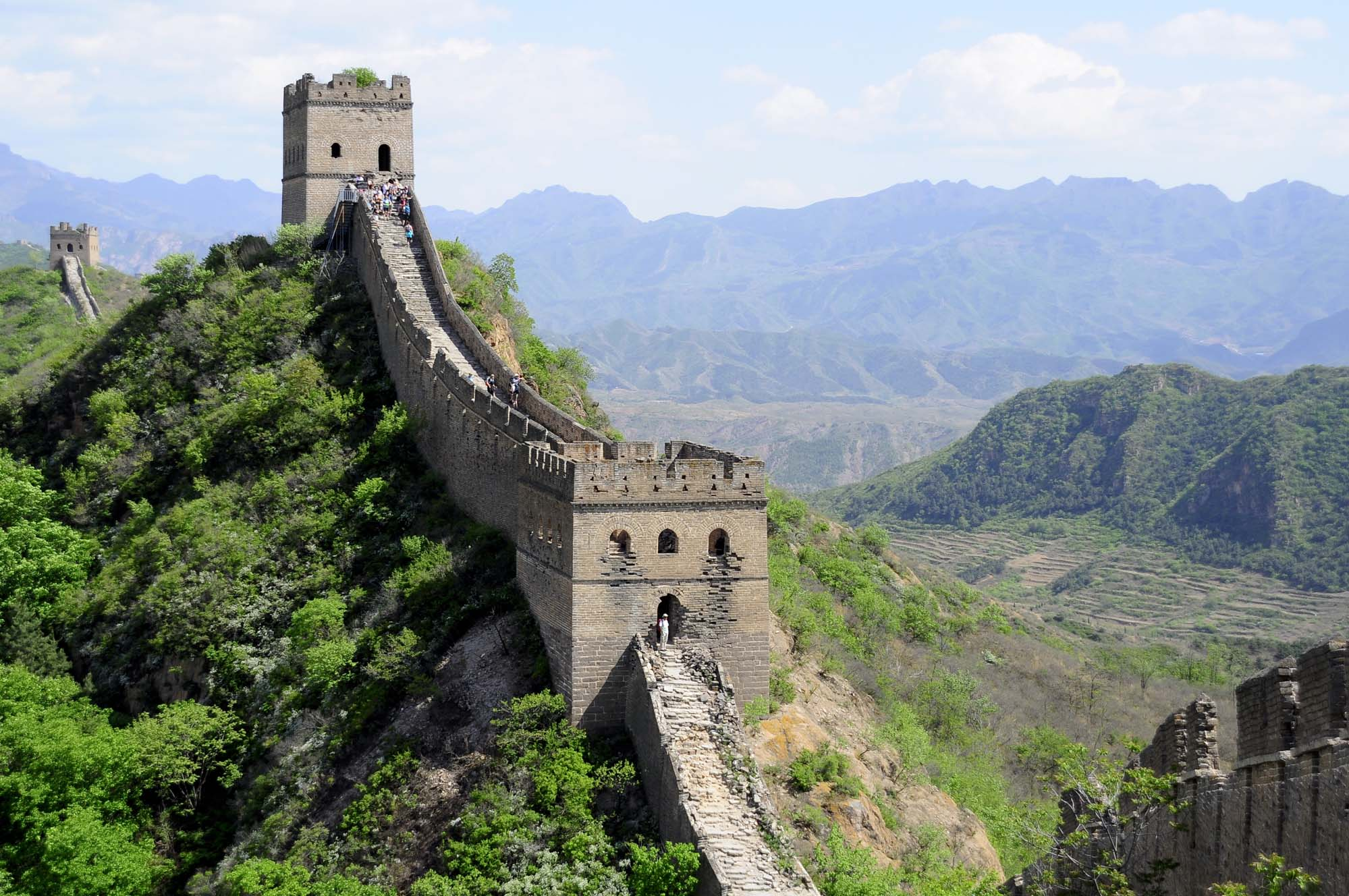 What Does Great Wall Of China Tattoo Symbolize: Trek The Great Wall Of China With 360 Expeditions