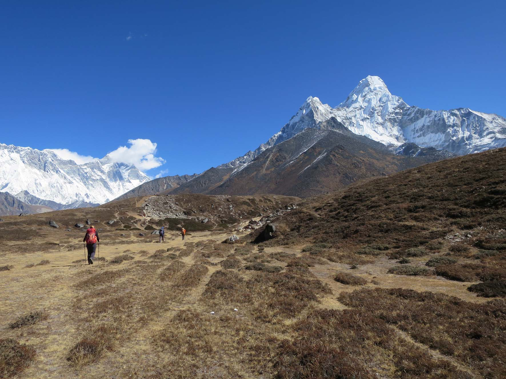 Climb Ama Dablam With 360 Expeditions