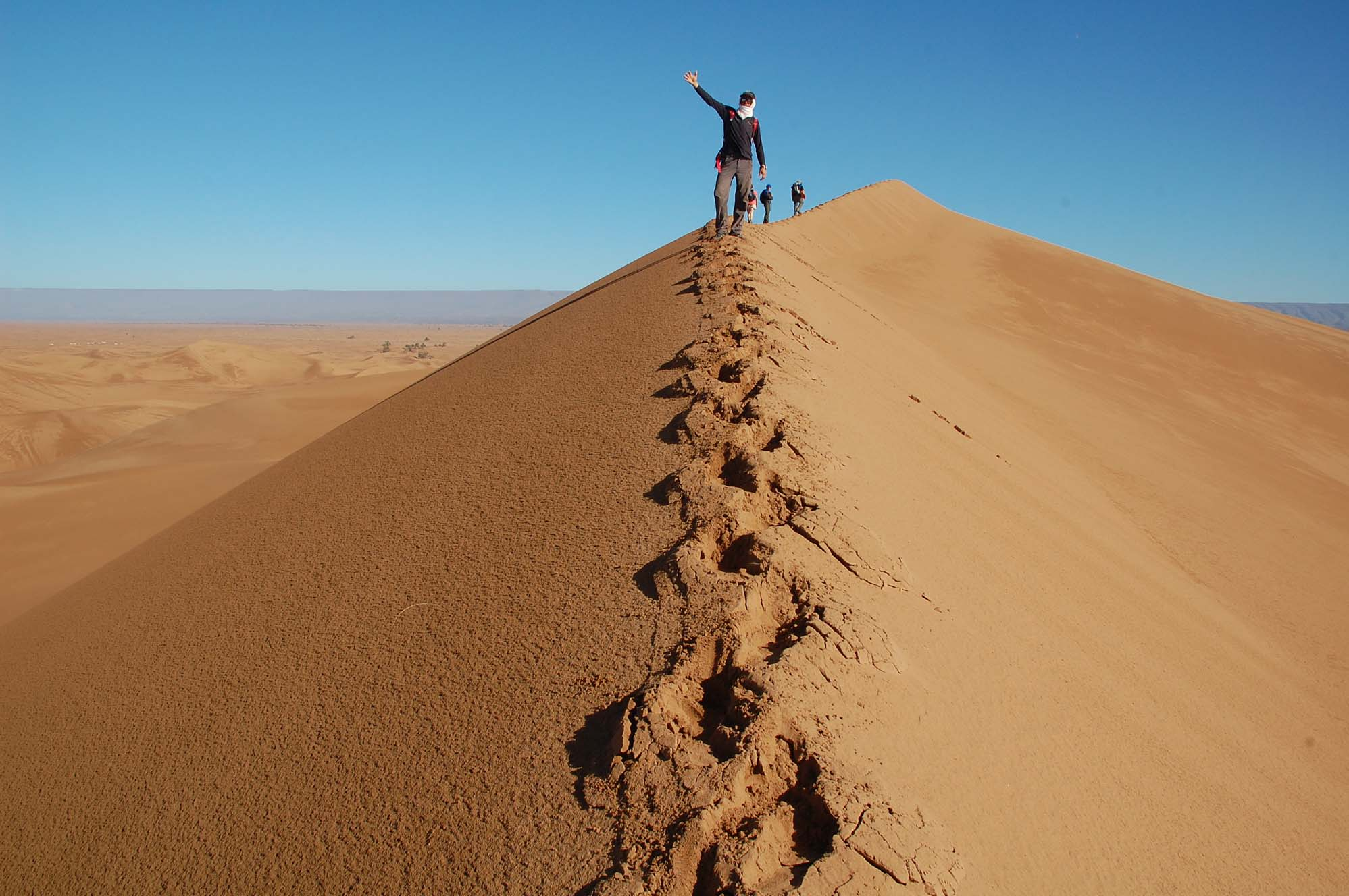 Trek The Sahara Desert With 360 Expeditions