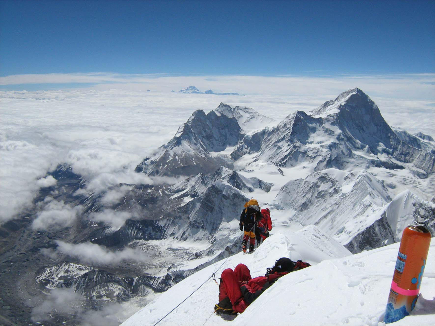 Everest Col Climb 360 Mount The With Expeditions Via South oerxCdB