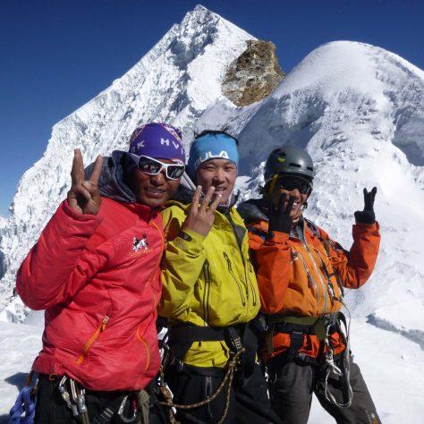 Khumbu 3 Peaks