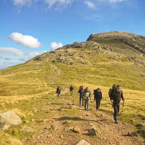 UK 3 Peaks Challenge