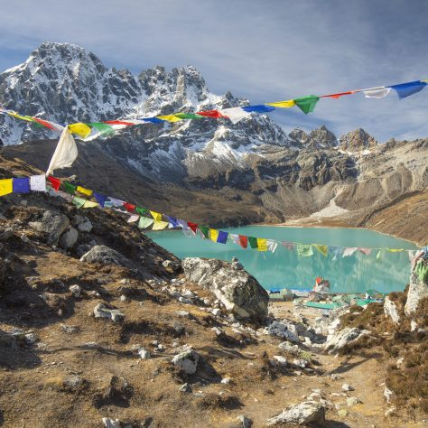Everest Base Camp, and Gokyo Lakes