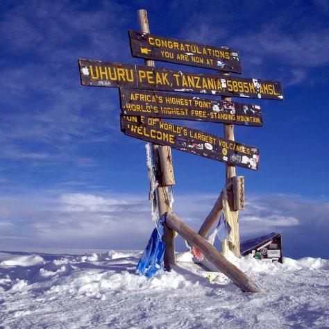Kilimanjaro, Lemosho Route