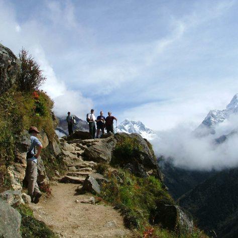 Everest Base Camp, and Gokyo Lakes