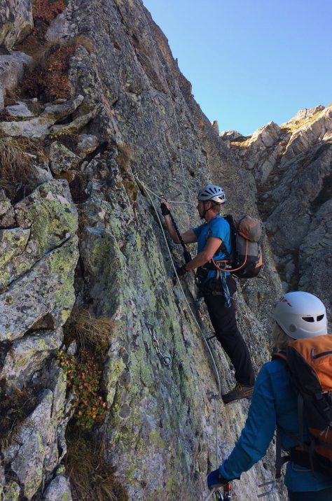 Weekend Via Ferrata, Pyrenees Adventure