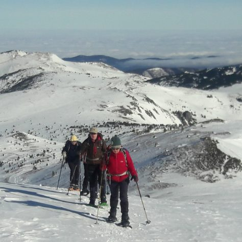 Weekend Wonder, Snowshoeing in the Pyrenees