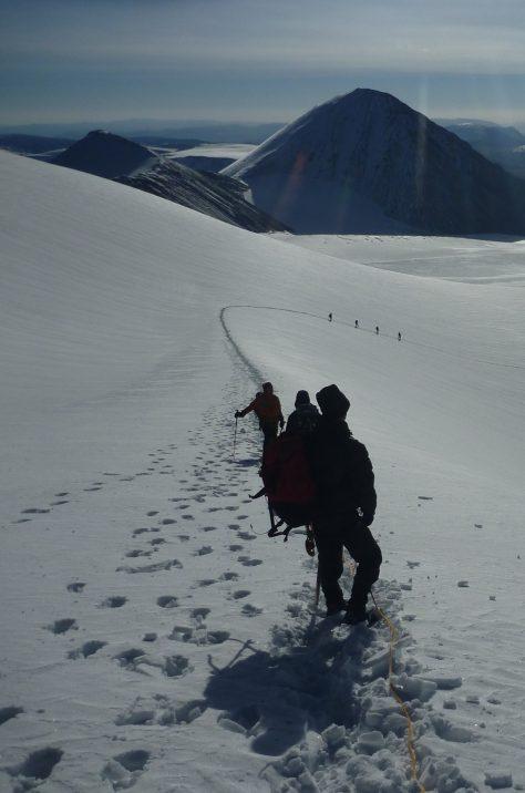 Climbing the 5 Holy Peaks , of the Altai Tavan Boyd