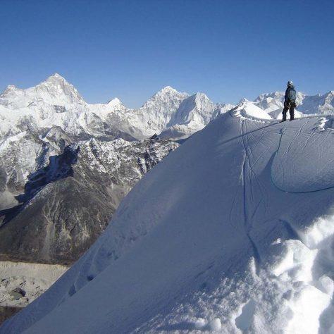 Khumbu Classics,  Everest BC, Lobuche & Island