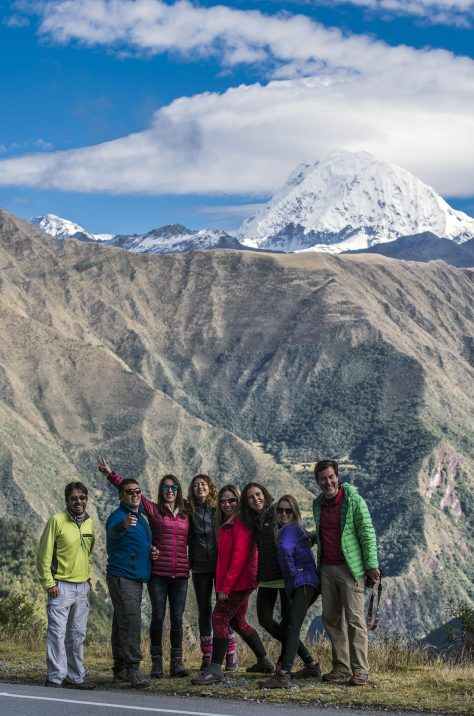 Machu Picchu Trek ,  The Hidden Valleys of Salkantay