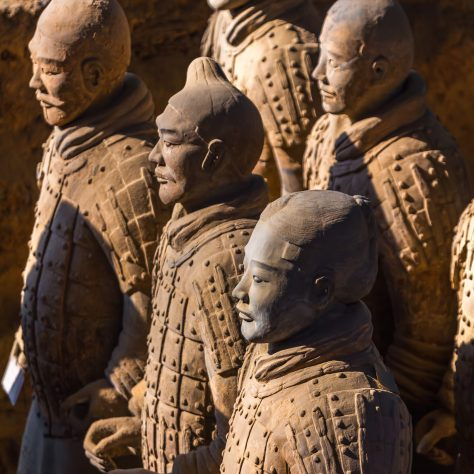Xi'an & Terracotta Army, - Great Wall Trip Extension