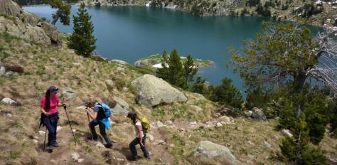 Climb, Trek, Bike, Pyrenees Multi Adventure