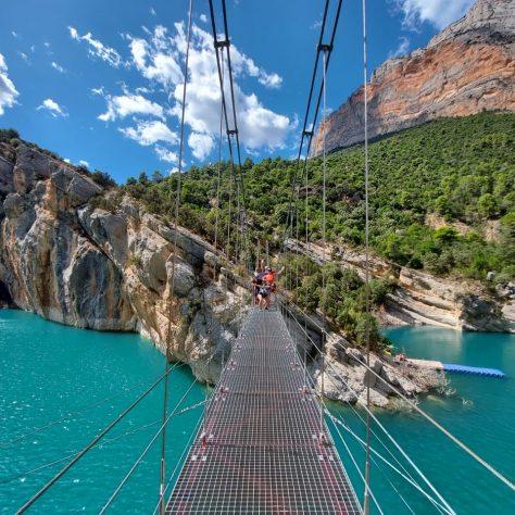 Canyon, Kayak & Swim, Mont Rebei Pyrenees Adventure